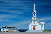 church<br /> St. George de la Malbaie<br /> Quebec<br /> Canada
