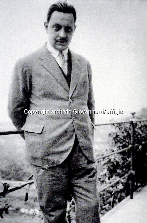 Giuseppe Tomasi di Lampedusa<br />archivio Giovannetti/effigie