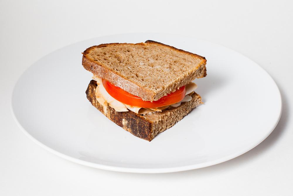 Turkey Sandwich from the fridge (m€) - FESTIVUS
