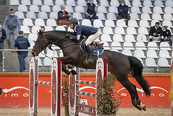 Schuurmans Stijn, BEL, Pifte van het Houtemhof<br /> Pavo Hengsten competitie - Oudsbergen 2021<br /> © Hippo Foto - Dirk Caremans<br />  22/02/2021