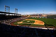 SCOTTSDALE, ARIZONA - MARCH 6: The D-backs and Rockies tied 6-6. (Photo by Sarah Sachs/Arizona Diamondbacks)