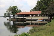 Lake House hotel, Polonnaruwa, North Central Province, Sri Lanka, Asia