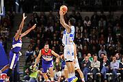 DESCRIZIONE : Campionato 2014/15 Dinamo Banco di Sardegna Sassari - Enel Brindisi<br /> GIOCATORE : Brian Sacchetti<br /> CATEGORIA : Tiro Tre Punti Controcampo<br /> SQUADRA : Dinamo Banco di Sardegna Sassari<br /> EVENTO : LegaBasket Serie A Beko 2014/2015<br /> GARA : Dinamo Banco di Sardegna Sassari - Enel Brindisi<br /> DATA : 27/10/2014<br /> SPORT : Pallacanestro <br /> AUTORE : Agenzia Ciamillo-Castoria / Luigi Canu<br /> Galleria : LegaBasket Serie A Beko 2014/2015<br /> Fotonotizia : Campionato 2014/15 Dinamo Banco di Sardegna Sassari - Enel Brindisi<br /> Predefinita :
