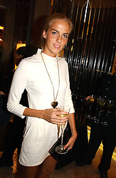 LADY LOUISA COMPTON at a party to ceebrate the bublication of 'The Ravenscar Dynasty' by Barbara Taylor Bradford hld at the newly opened Mousaieff Store, 172 New Bond Street, London on 28th September 2006.<br /><br />NON EXCLUSIVE - WORLD RIGHTS