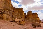 Solomon's Pillars, Timna Valley, Arava, Israel