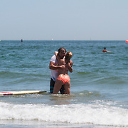 The 6th annual Waterman Eco - Challenge held at the Narragansett Town Beach on July 16, 2016.
