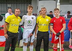 Game 19 3rd/4th Playoff Austria v Wales