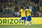 Belo Horizonte, 26 de Junho de 2013<br /> <br /> COPA CONFEDERACOES - BRASIL 2x1 URUGUAI<br /> <br /> <br /> Foto: MARCUS DESIMONI / NITRO