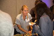 FENUGREEK, Trigonella caerulea Showcase: 'Blue Fenugreek'<br />Seed Source/Grower: Uprising Seeds<br />Chef: Sarah Minnick, Lovely Fifty-Fifty<br />Dish: Pizza with 'Edison' wheat, Trigonella & Potatoes
