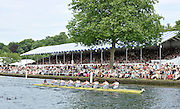 Henley, GREAT BRITAIN, Thames Challenge Cup. 1829 Boat Club. 2010 Henley Royal Regatta. 15:07:28   Thursday  01/07/2010.  [Mandatory Credit: Peter Spurrier / Intersport-images] Rowing Courses, Henley Reach, Henley, ENGLAND . HRR.