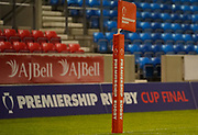 General view during The Premiership Rugby Cup Final at The AJ Bell Stadium, Eccles, Greater Manchester, United Kingdom, Monday, September 21, 2020. (Steve Flynn/Image of Sport)