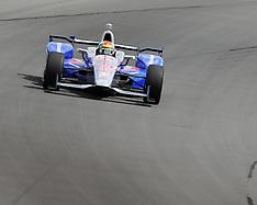 Justin Wilson #25 IndyCar at Pocono Raceway 8-23-2015