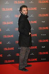 March 3, 2017 - Paris, France - Nader Boussandel - Photocall du film Â« Miss Sloane » à l'UGC Normandie à Paris, France, le 02/03/2017. (Credit Image: © Visual via ZUMA Press)