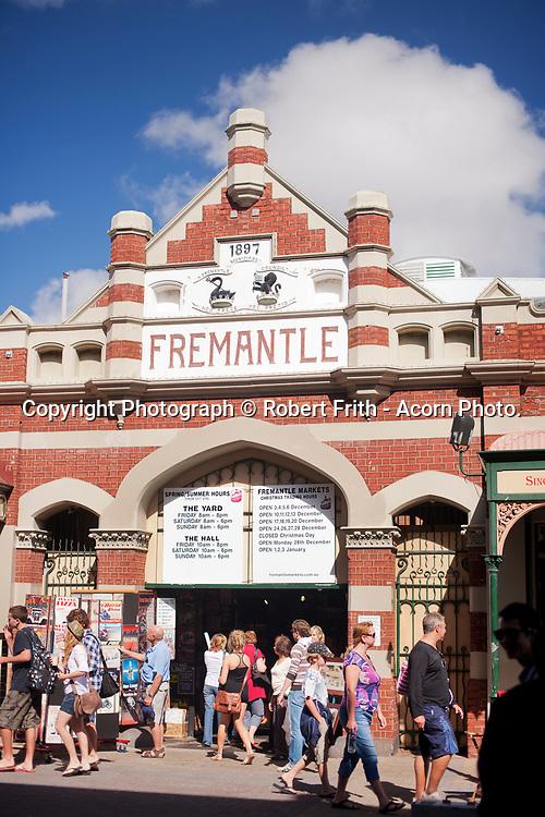 Fremantle Markets, South Terrace, Fremantle