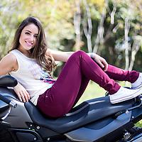 Sesion en moto