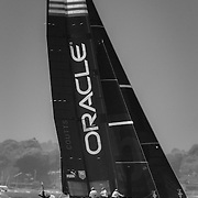 During the American Cup World Series in the  Newport,  November30,2012.  Photo: Tripp Burman