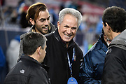 Thursday, Dec. 6, 2018 Nashville, Tenn Darrell Waltrip attends the Tennessee Titans Jacksonville Jaguars NFL game in Nashville, TN  Mickey Bernal/ Williamson Herald