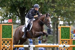 Costermans Rune, BEL, Golden Wonder Boy<br /> Nationaal Kampioenschap LRV Ponies <br /> Lummen 2020<br /> © Hippo Foto - Dirk Caremans<br /> 27/09/2020