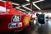 December 3-4, 2016: Ferrari Finali Mondiali, Schumacher's 2007 F1 car