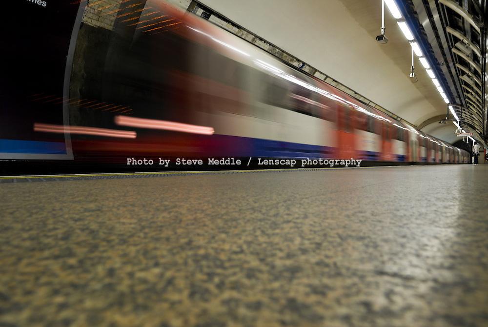 London Underground Train - 2010