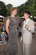 ALMA FUSTOK, TAZ FUSTOK, The Serpentine Party pcelebrating the 2019 Serpentine Pavilion created by Junya Ishigami, Presented by the Serpentine Gallery and Chanel,  25 June 2019