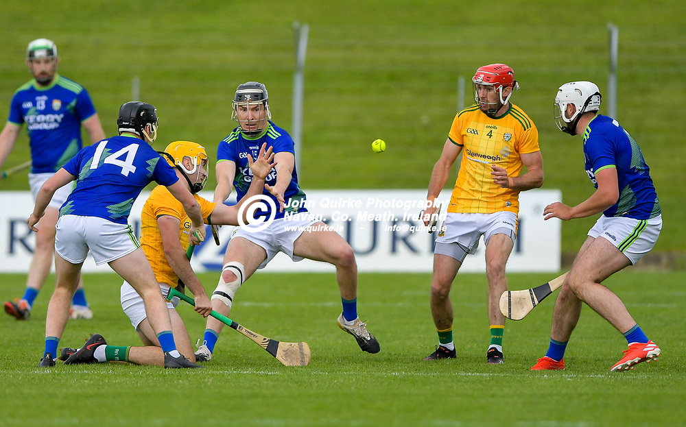 Shane Whitty,  in action for Meath,  during the Meath v Kerry,  Joe McDonagh Cup match at Pairc Tailteann, Navan.<br /> <br /> Photo: GERRY SHANAHAN-WWW.QUIRKE.IE<br /> <br /> 10-07-2021