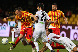 May 25, 2019 - Benevento, Italy - Massimo Volta (Benevento Calcio) during playoff  the Italian Serie B football Benevento Calcio v Cittadella at stadium Ciro Vigorito in Benevento, Italy on October 24, 2019  (Credit Image: © Paolo Manzo/NurPhoto via ZUMA Press)