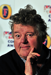 © Licensed to London News Pictures. 16/12/2011. London, England. Robbie Coltrane attends the Channel 4 British Comedy Awards  in Wembley London .  Photo credit : ALAN ROXBOROUGH/LNP