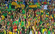 DESCRIZIONE : Istanbul Turchia Turkey Men World Championship 2010 Eight Finals Campionati Mondiali Ottavi di Finale Lithuania China<br /> GIOCATORE : Supporters Lithuania Tifosi Lituania<br /> SQUADRA : Lithuania Lituania<br /> EVENTO : Istanbul Turchia Turkey Men World Championship 2010 Campionato Mondiale 2010<br /> GARA : Lithuania China Lituania Cina<br /> DATA : 07/09/2010<br /> CATEGORIA : tifosi supporters<br /> SPORT : Pallacanestro <br /> AUTORE : Agenzia Ciamillo-Castoria/T.Wiedensohler<br /> Galleria : Turkey World Championship 2010<br /> Fotonotizia : Istanbul Turchia Turkey Men World Championship 2010 Eight Finals Campionati Mondiali Ottavi di Finale Lithuania China<br /> Predefinita :
