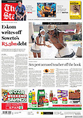 September 03, 2021 - AFRICA: Front-page: Today's Newspapers In Africa