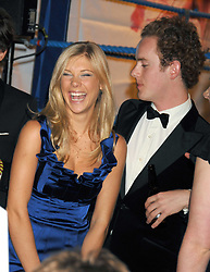 CHELSY DAVY and TOM INSKIP at the 2008 Boodles Boxing Ball in aid of the charity Starlight held at the Royal Lancaster Hotel, London on 7th June 2008.<br /> <br /> NON EXCLUSIVE - WORLD RIGHTS
