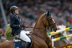 Kreuzer Andreas, (GER), Calvilot<br /> Rolex Grand Prix<br /> CHIO Aachen 2016<br /> © Hippo Foto - Dirk Caremans<br /> 17/07/16