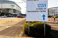 2021-01-25_Sheffield Arena COVID Vaccine Centre