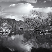"""Glorious Winter Day"" mono<br />