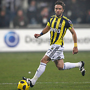 Fenerbahce's Gokhan GONUL during their Turkish Superleague Derby match Besiktas between Fenerbahce at the Inonu Stadium at Dolmabahce in Istanbul Turkey on Sunday, 20 February 2011. Photo by TURKPIX