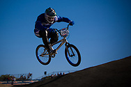 #280 (MONTENEGRO Cesar) ARG at the 2013 UCI BMX Supercross World Cup in Chula Vista