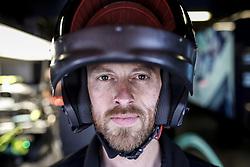 May 9, 2019 - Barcelona, Spain - Motorsports: FIA Formula One World Championship 2019, Grand Prix of Spain, ..Mechanic of Mercedes AMG Petronas Motorsport  (Credit Image: © Hoch Zwei via ZUMA Wire)