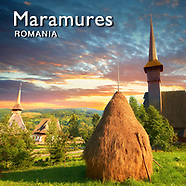 Maramures - Pictures & Images of Rural Wooden Farms & Landscapes