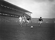 All Ireland Senior Football Championship Final, Cork v Galway, Galway 2-13 Cork 3-7,.07.10.1956, 10.07.1956, 7th October 1956, 7101956AISFCF,.
