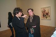BARRY REIGATE; GARY WEBB, Panta Rhei. An exhibition of work by Keith Tyson. The Pace Gallery. Burlington Gdns. 6 February 2013.