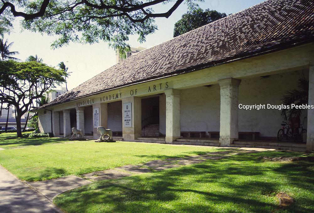 Honolulu Art Academy, Honolulu, Hawaii<br />