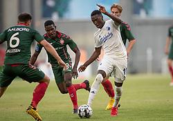 Mohamed Daramy (FC København) under kampen i 3F Superligaen mellem FC København og AaB den 17. juni 2020 i Telia Parken, København (Foto: Claus Birch).