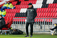 Coach Henning Berg of Omonia Nicosia during the UEFA Europa League, Group E football match between PSV and Omonia Nicosia on December 10, 2020 at Philips Stadion in Eindhoven, Netherlands - Photo Perry vd Leuvert / Orange Pictures / ProSportsImages / DPPI