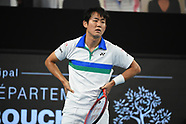 08/03 Marseilles Tennis Open Nishioka