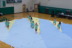 Rockville Winter Guard at Central Dauphin
