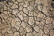 Very dry soil on farmland during the dry season on the 2nd of October 2018 in Satkhira District, Bangladesh. Satkhira is a district in southwestern Bangladesh and is part of Khulna Division. (photo by Andrew Aitchison / In pictures via Getty Images)