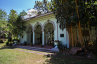 Ishiwata Bath House at Mambukal Hot Springs near Bacolod was designed by Kokichi Ishiwata.  Originally built in 1928, it was reconstructed in 2006 and now houses private baths in the hot springs complex at Mambukal Resort Hot Springs.