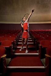 Stanford athletics - Alice Barnes, women's tennis player