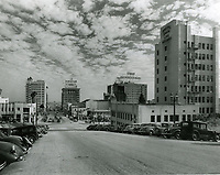 1938 South on Vine St. from Yucca St.