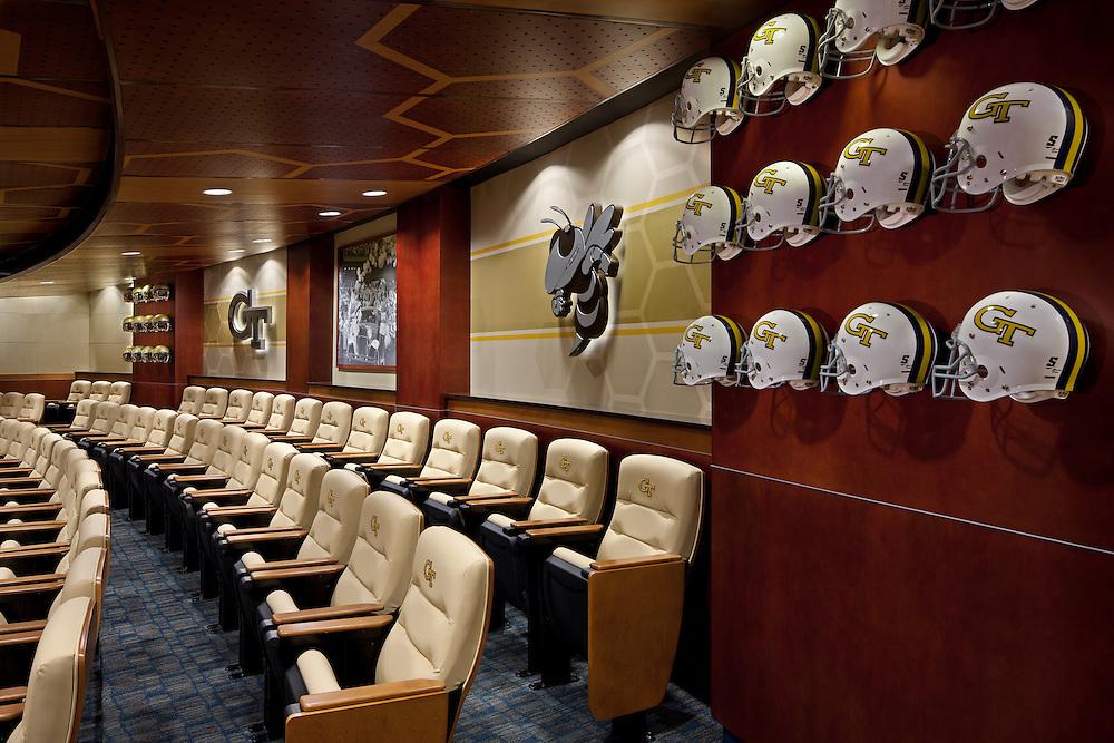 GA Tech Football Meeting Room 03 - Atlanta, GA